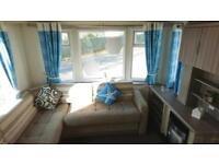 Static Caravan Nr Clacton-on-Sea Essex 3 Bedrooms 8 Berth Swift Burgundy 2014