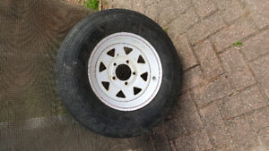 Good Year Power Streak II 4.80-12 Tubeless B78-13ST Trailer Tire