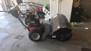 Gravely Ariens Power Sweeper
