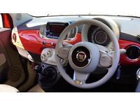2017 Fiat 500 1.2 Pop Star Manual Petrol Hatchback