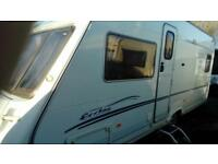 Sterling eccles onyx fixed bed 4 berth