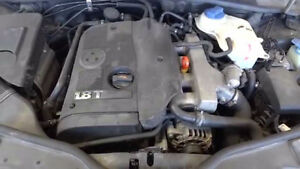 VW Volkswagen 1.8 Turbo Engines with Warranty