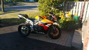 Clean and very reliable 2008 CBR600RR