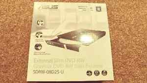 Asus external DVD drive  London Ontario image 1
