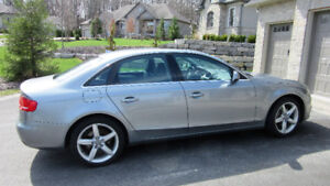 2011 Audi A4, one owner, well maintained great car