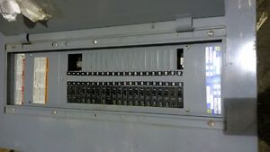 3 phase Electrical panels and accessories
