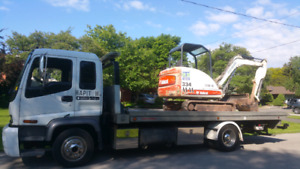 Flatbed tow truck $25,ooo Certified 416-993-2274