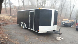 22ft Cargo trailer/ Car Hauler Saint John
