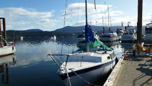 Sailboat CAL 24 T4 for sale