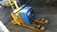 FREE Electric Pallet jack, YOU pick it up
