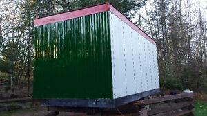 Atco trailer/cabin Comox / Courtenay / Cumberland Comox Valley Area image 2