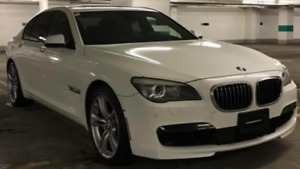 2011 BMW 750i M SPORT/AWD/LOADED/BMW WARRANTY/ WINTER WHEELS