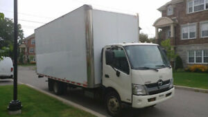 CAMION HINO 20' LOCATION-ACHAT