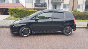 2007 Honda Fit Sport - Great on gas