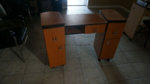 Manicure Table for Sale - $150