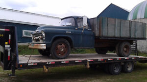 1955 chev 2 ton parts needed front signal light lenses and other