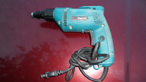 Makita Drywall Screwdriver $50.