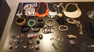 Tons of Costume Jewelry For Sale! CHEAP!