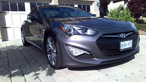 2013 Hyundai Genesis Coupe GT Coupe (2 door)