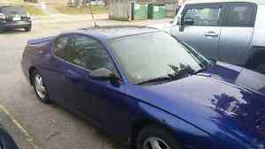 Monte For Sale or Trade