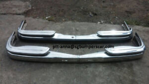 Mercedes W108 Stainless Steel Bumper