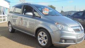 Vauxhall Zafira 1.9CDTI DESIGN 88KW