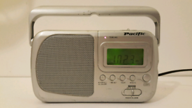 Buy3Get2Free Portable Digital Radio with Alarm Clock