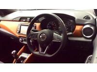 2017 Nissan Micra 0.9 IG-T Tekna 5dr Manual Petrol Hatchback