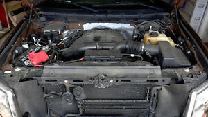 FORD F-150 2011-2012 3.5 ECO-BOOST COMPLETE ENGINE