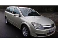 TIMING BELT DONE - Vauxhall Astra 1.7 CDTi 16v 2005 Club DIESEL ESTATE