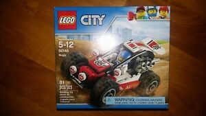 Lego City Great Vehicles Buggy 60145 81 PCS