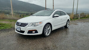 2012 Volkswagen CC Sportline fully loaded