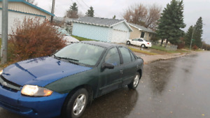 2004 Chev Cavalier, 4-Door Sedan @$1500-Reduced