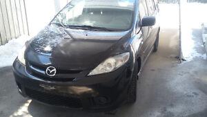 2006 Mazda Mazda5 minivan Familiale