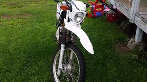 2012 yamaha xt 250