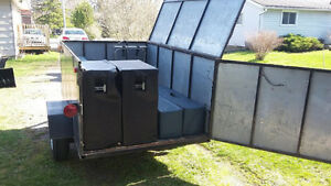 Custom Enclosed Cargo Trailer Kawartha Lakes Peterborough Area image 7