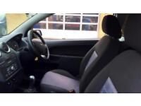 2007 Ford Fiesta 1.25 Silver 3dr Manual Petrol Hatchback