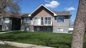 Camrose - New 4 plex for rent Jan 1st.