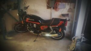 Mint Condition 1982 Honda CB900F Super Sport