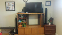 Furnished 2 bedroom legal basment suit for rent from Oct. 30th