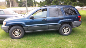 2002 Jeep Cherokee 4X4 for sale