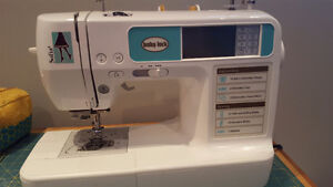 Babylock Sofia 2 embroidery sewing machine