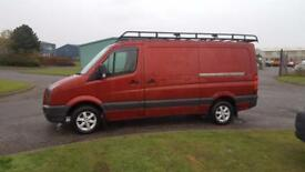 2008 08 PLATE Volkswagen Crafter 2.5TDi ( 163PS ) MWB CR35 145K MILES