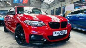 image for 2015 BMW 2 Series 2.0 220d M Sport (s/s) 2dr Coupe Diesel Manual