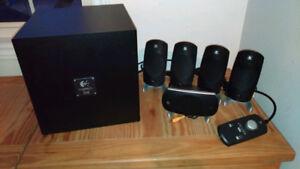 5.1 surround speaker sytem