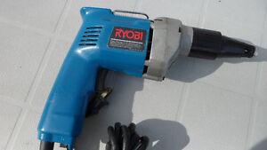 Ryobi Electric Drywall Screwdriver $40