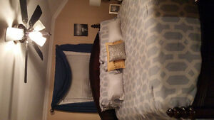 beautiful furnished home east end Stjohns