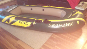 2 Seahawk 2 Inflatable Boats, NEW, never used