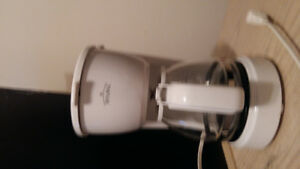 Brand new and only used one coffee maker