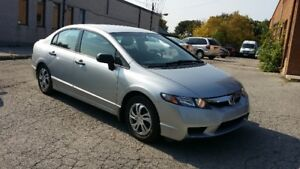 2009 Honda Civic - Extra Set Of Winter Tires - Safety Included!